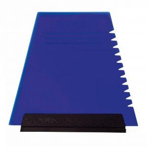 Isskrapa Baira blå
