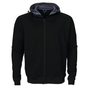 Hoodjacka 2126 svart