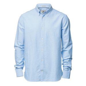 Skjorta Rochester herr ljusblå